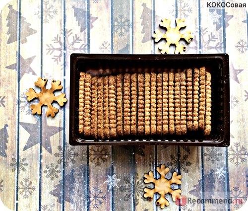 Печенье Армида с семенами льна без сахара без муки 150г