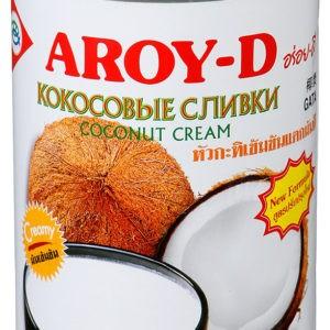Кокосовые сливки 70% 0,56л Таиланд