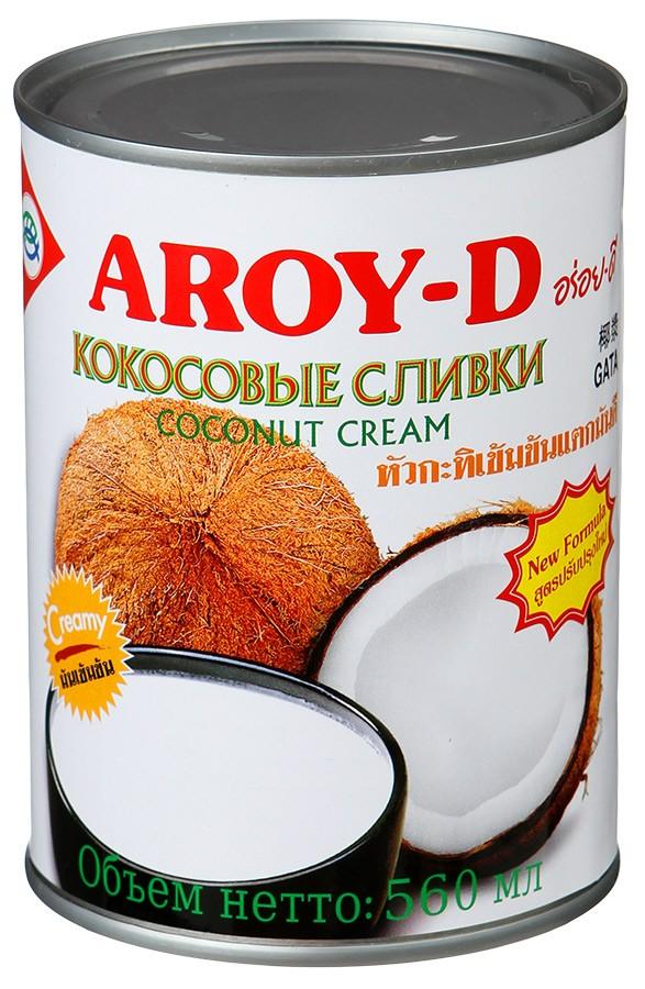 кокосовые сливки в Мастерская вкуса