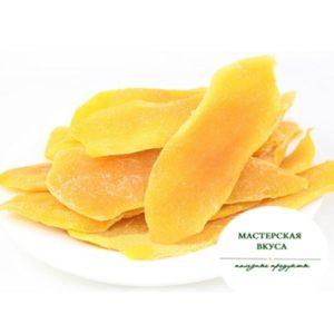Сушеные манго натурально высушенные 100г Филиппины