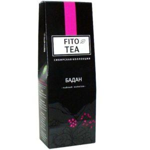 Чайный напиток Бадан 60г
