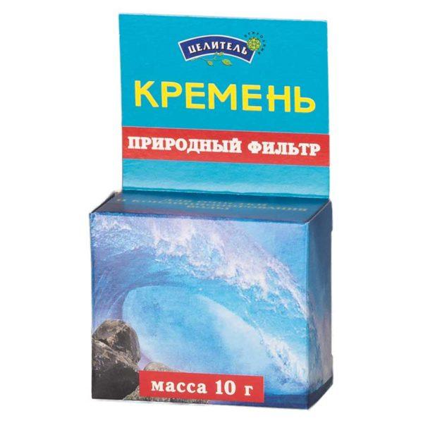 Шунгит кремень активатор воды (для очищения, обеззараживания и улучшения воды) 10г