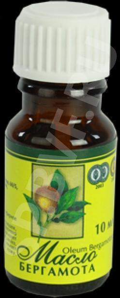 Бергамотное масло 10г