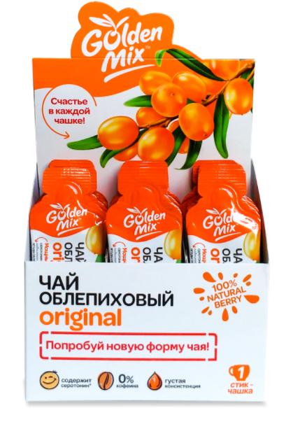Чай облепиховый Original шоубокс 21штx18г