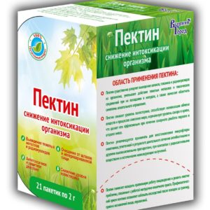 Пектин 42г (21*2г)