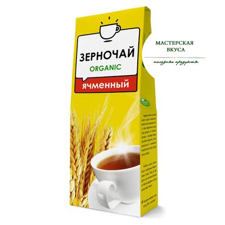 Зерночай напиток из зерен ячменя 100г