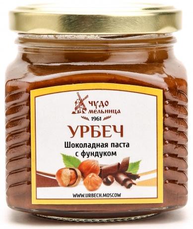 Шоколадная паста с лесным орехом (фундук) 250г