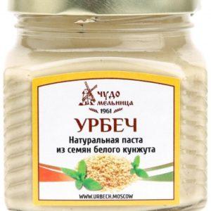 Паста из семян светлого кунжута (урбеч) 270г