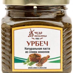 Паста из семян конопли (урбеч) 280г