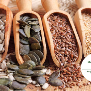 Целебные семена, зерна и крупы