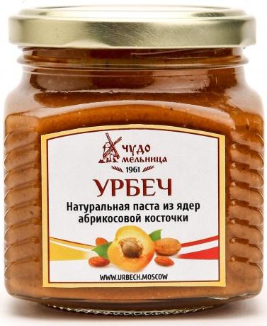Паста из ядер абрикосовых косточек (урбеч) 260г
