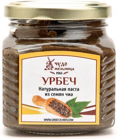 Паста из семян чиа (урбеч) 270г