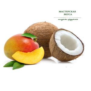 Кокосовая вода с манго без сахара 330мл