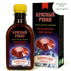 Масло Красный Рубин 200мл