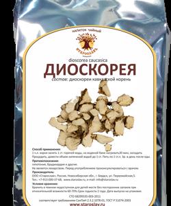 Диоскорея кавказская корень 50г