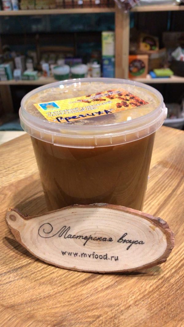 Мед тамбовский с частной пасеки Гречиха 1,4кг