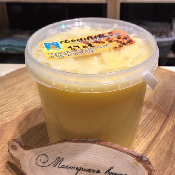 Мед тамбовский с частной пасеки Донник 1,4кг