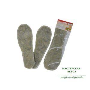 Стельки травяные противогрибковые
