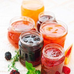 Овощные и фруктово-ягодные заготовки