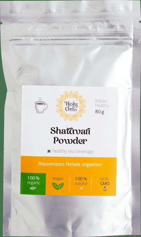 Шатавари уникальный чайный напиток для омоложения и женского здоровья 80г