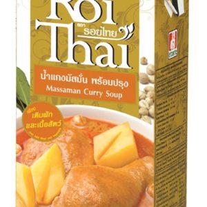 Cуп Массаман карри ROI THAI 250мл Таиланд