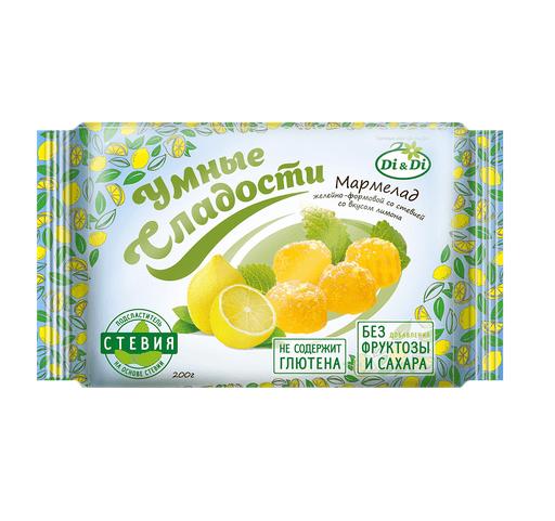 мармелад без сахара с лимоном Мастерская вкуса