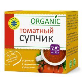 Суп-пюре томатный быстрозаварной 7 пакетиков по 30г
