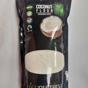 Мука Кокосовая органическая Econutrena Organic 500г Шри-Ланка