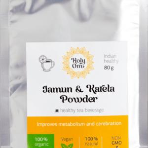 Джамун Карела чайный напиток для стройности, похудения и для иммунитета 80г