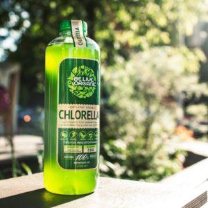 хлорелла живая бионапиток Мастерская вкуса