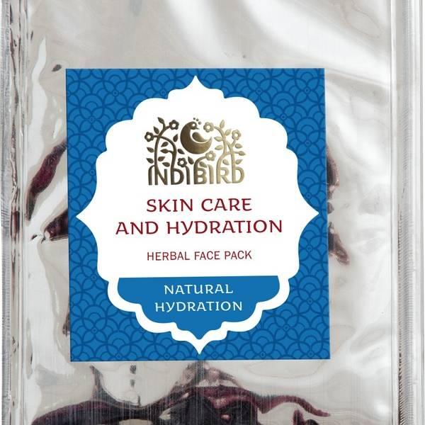 Травяная маска для лица Уход и Увлажнение (Herbal Face Pack) 20г