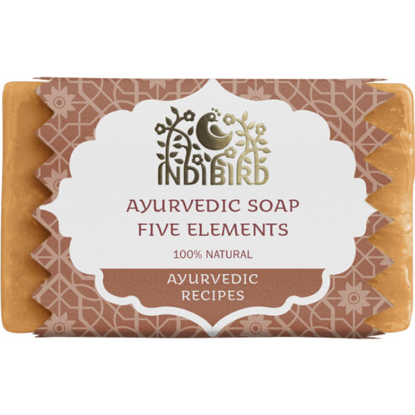 Аюрведическое мыло Пять элементов (Five Elements Ayurvedic Soap) 100г