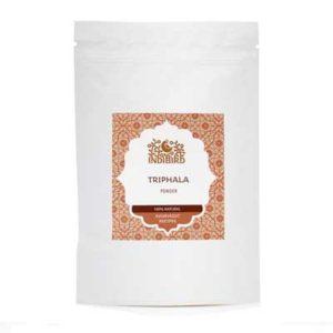 Порошок Трифала (Triphala Powder) для ухода за кожей 100 г