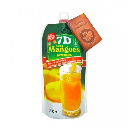 пюре манго витаминизированное Филиппины