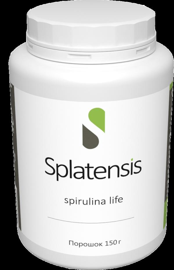 порошок спирулина сплатенсис splatensis