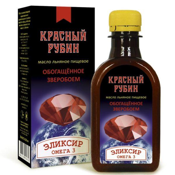 Масло Красный Рубин Мастерская вкуса