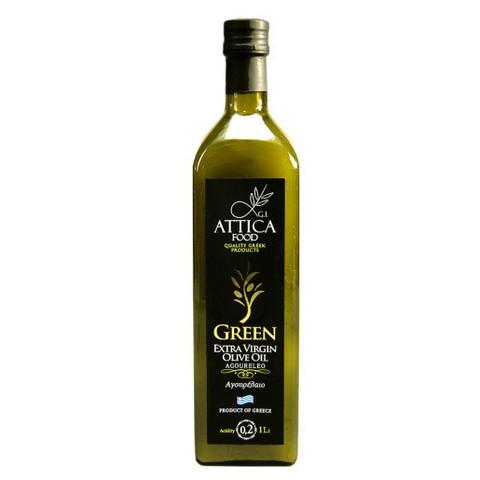 Оливковое масло Агурелио Attika Food 1л Греция