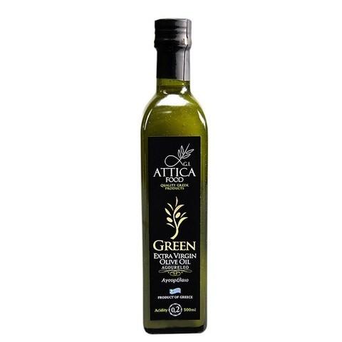 Оливковое масло Агурелио Attika Food 500мл Греция
