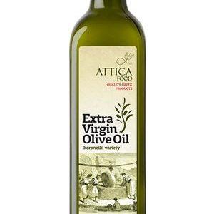 Оливковое масло первого холодного отжима Attica Food 500мл Греция