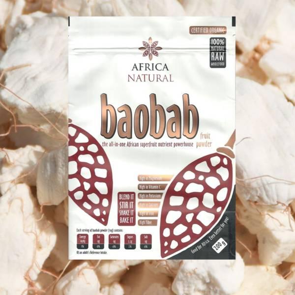порошок плодов баобаба Мастерская вкуса