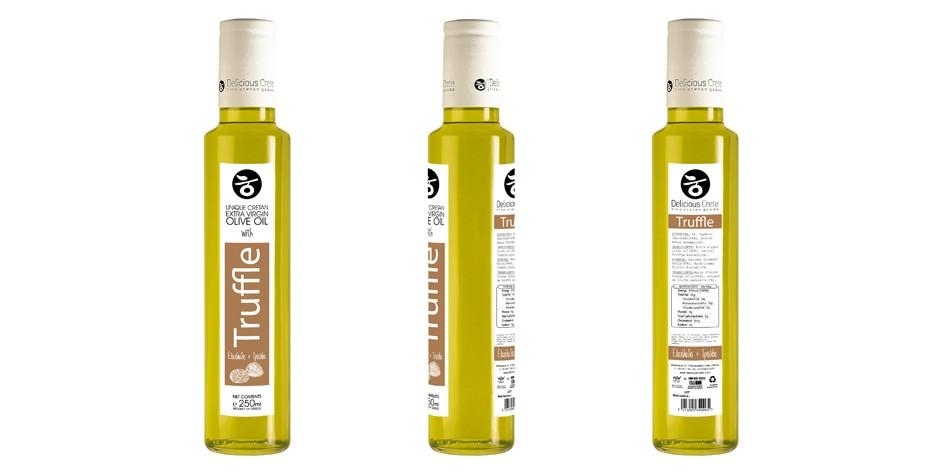 оливковое масло с трюфелем
