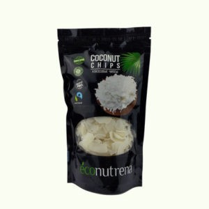 Кокосовые чипсы Organic 150г Шри-Ланка