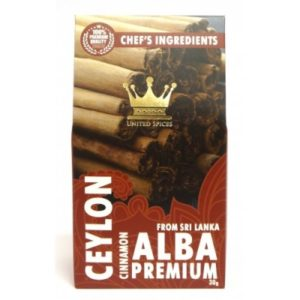 корица Alba Шри-Ланка палочки