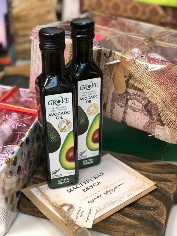 масло авокадо новая зеландия grove в Мастерской вкуса