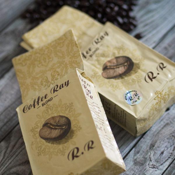 Кофе арабика молотый светлой обжарки для турки Ray R.R. 200г Ливан
