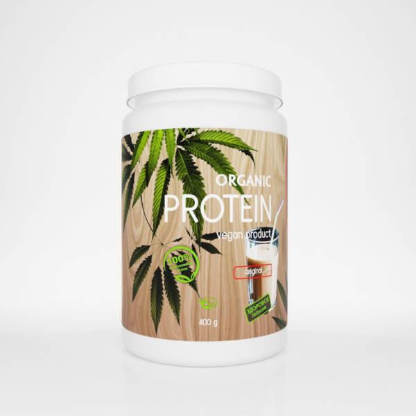 Конопляный Протеин Organic 400г Профихемп