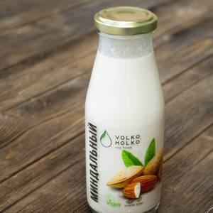 Миндальное молоко 250мл Volkomolko