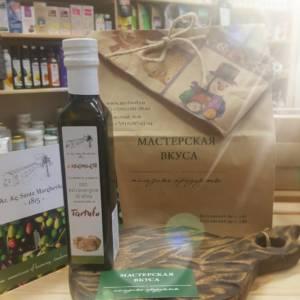 масло оливковое с трюфелем сицилия