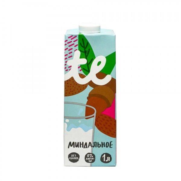 миндальное молоко купить дешево в Мастерская вкуса
