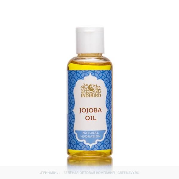 Масло Жожоба (Jojoba Oil) 50 мл Индия